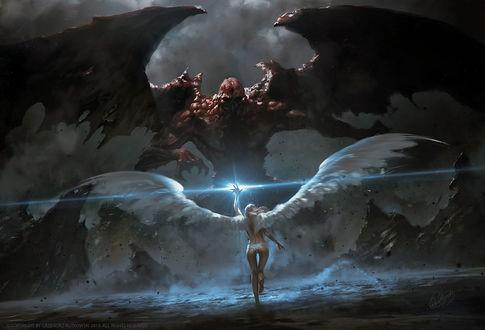 Ангела и демоны